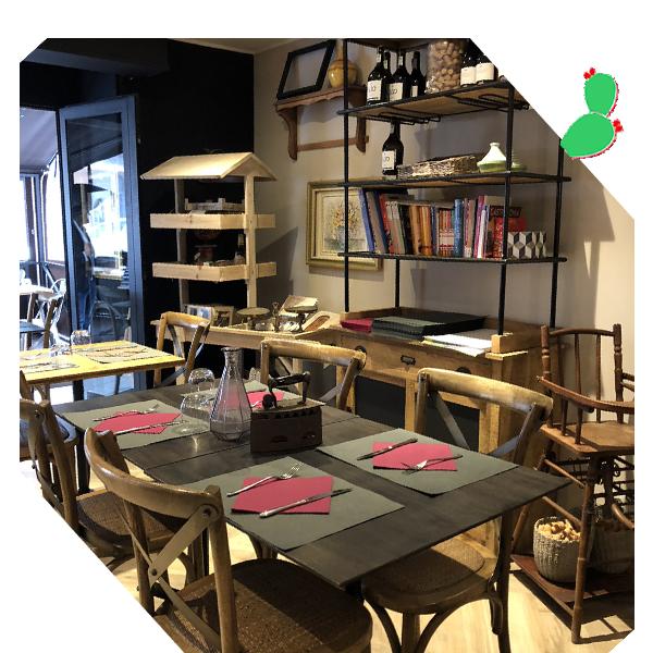 Restaurant - Etna Rosso - Nice